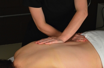 Myofascial release to relieve pain