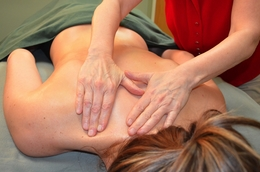 Massage Therapy for Stress Relief